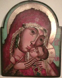 Никола Шаманов - Богородица
